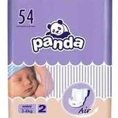Памперсы Panda 2