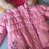 Зимний костюм для девочки Bembi, р.86