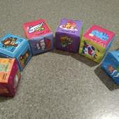 Кубики Canpol Babies (6 шт) смотрите другие мои лоты