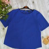 Очень классная фактурная блузка р-р 16