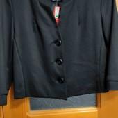 Супер пиджак-болеро 3/4 рукав. L.