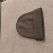 темно коричнева шапка¹