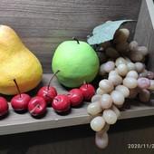 Собирай лоты) красивые искусственные фрукты. Читайте описание. Лот - 1 декор на выбор.