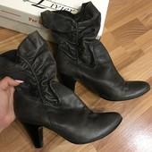 Кожаные Ботиночки Италия