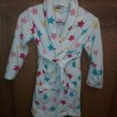 Теплющий халат для дівчинки на 7-8 років!