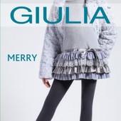 Махровые колготы тм Giulia Merry 250 рост 152/158