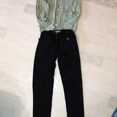 Модные штаны с ркбашкой