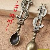 готовим подарки на Святого Николая ! Cувенир в кошелек ложка-загребушка на выбор, УП 17 грн