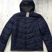 Осенняя стеганая куртка от Watsons (Германия), р. (М евро)