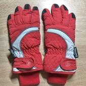 Теплые зимние перчатки на тинсулейте