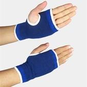 Бандаж на кисть руки , бандаж на лучезапястный сустав через палец 2шт
