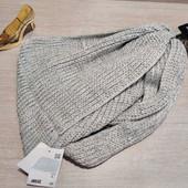 Германия!!! Вязанный объёмный снуд, шарф! Расцветка унисекс!