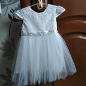 Красивое платье на новий год