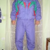 Утеплённый спортивный костюм 50-54 р.