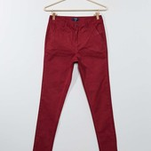 Брендовые брюки чиноc на подростка kiabi оригинал франция сток