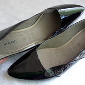 Туфли Marc-art of walking кожа размер 39-40-длина стельки 25,5 см