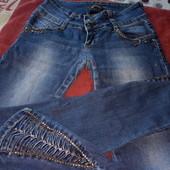 Женские классные джинсы 25 размер