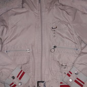Деми курточка 8-9лет