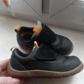 Кожаные туфли Clarks состояние очень хорошее