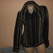 блузка, Италия, бренд Collezione, наш 42,44 размер ,стрейч, не мнется.