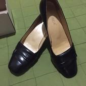 #154 классические туфельки, устойчивый каблук! Кода.