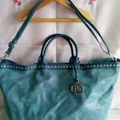 Бренд.Marina Galanti ( Італія ) - оригінал ( еліт. сток ) велика сумка - шопер