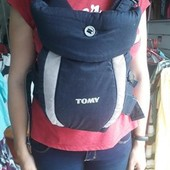 Слинг-рюкзак(переноска) для ношения ребёнка