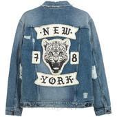 Джинсовая куртка H&M эксклюзив