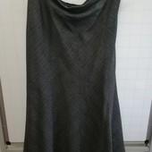 Чудесная юбка восьмиклинка. Размер 48-58.
