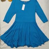 Новое с этикеткой платье. Размер 48-52. Стрейч
