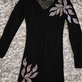 Скоро Новогодние праздники! Нарядное стильное платье платье