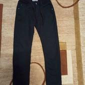 Зимние джогеры Taurus Denim(Венгрия) р.146 см, в идеале