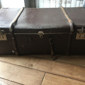 Ооооочень много лотов!ретро чемодан