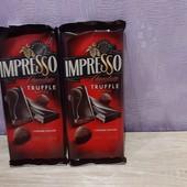Шоколад Impresso Truffle с трюфельной начинкой 200 г