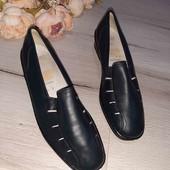 Кожа, мягкие шикарные туфли 27 см
