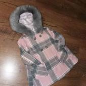 Пальто на 1-2 годика