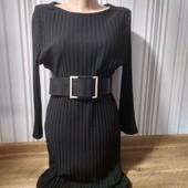Плаття чорне p.XL
