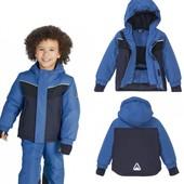 Лыжная зимняя куртка на мальчика Crivit pro 98 104 110 116