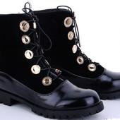 Стильные ботиночки/ботинки/сапоги/сникерсы/челси на флисе