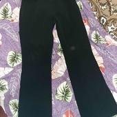 джинсы черные