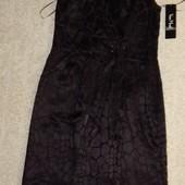 элегантное платье Vera Mont . 100% шелк