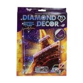 """Набор для творчества """"Diamond Decor"""", Dankotoys"""