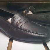 Мужские туфли натуральная кожа Commander 40-42р №1