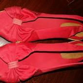 Новые босоножки известного американского бренда Tommy Hilfiger, размер 40!