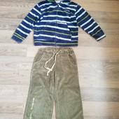 Велюровый костюм на мальчика