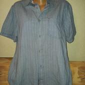 Мужская рубашка, размер 54
