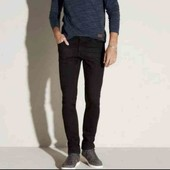 Крутые стрейч джинсы Livergy slim fit хлопок L 52