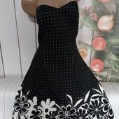 Вау! Шикарное платье размер М