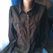 Женская рубашка, р.40(46-48)