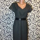 Шикарное, офисное платье Comma нa пышненькую леди. В Новом состоянии .